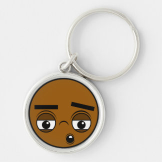 Oh Face Keychain