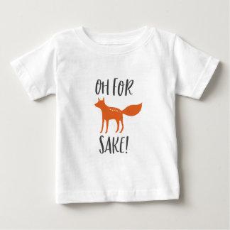 Oh For Fox Sake! 2 Baby T-Shirt