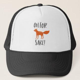 Oh For Fox Sake! 2 Trucker Hat