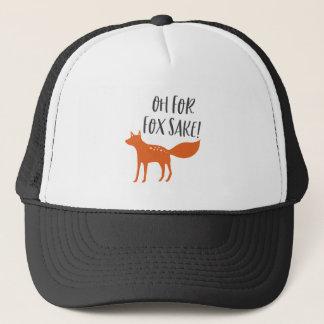Oh For Fox Sake! Trucker Hat