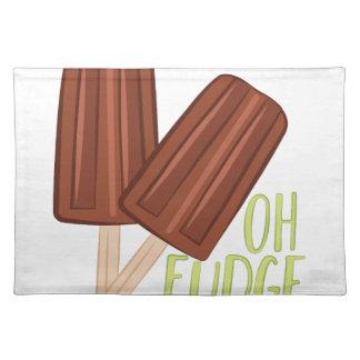 Oh Fudge Placemat