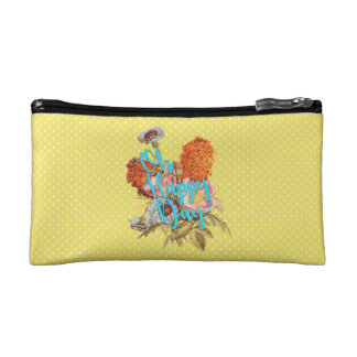 Oh Happy Day! Yellow Makeup Bag