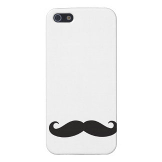 Oh, Hello Mustache. iPhone 5/5S Cases