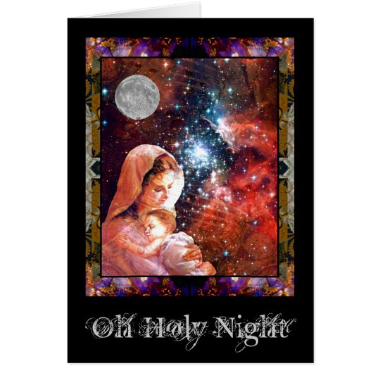 Oh Holy Night Card