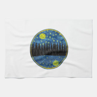 OH LOVELY EVENING KITCHEN TOWEL