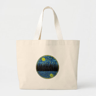 OH LOVELY EVENING LARGE TOTE BAG