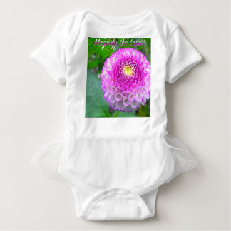 Oh Magnify The Lord! Baby Bodysuit