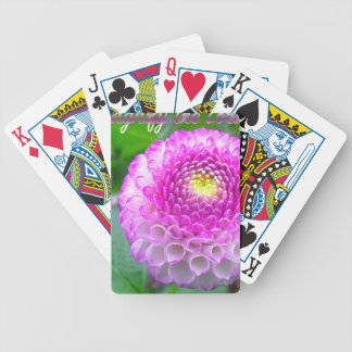 Oh Magnify The Lord! Bicycle Playing Cards