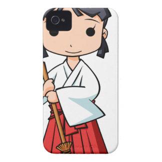 Oh! Miyako English story Omiya Saitama Yuru-chara iPhone 4 Cover