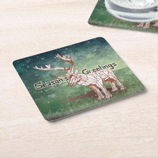 Oh My Deer~ Merry Christmas! | Drink Coaster