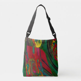 """Oh, Oh ... Mexico"" Cross Body Tote"