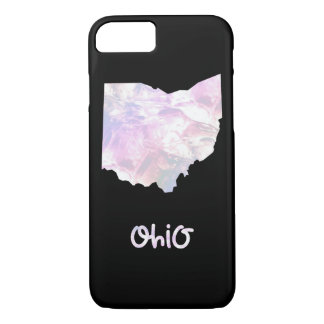 OH Ohio State Iridescent Opalescent Pearly Case-Mate iPhone Case
