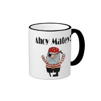 Oh pirate de copain tasse à café