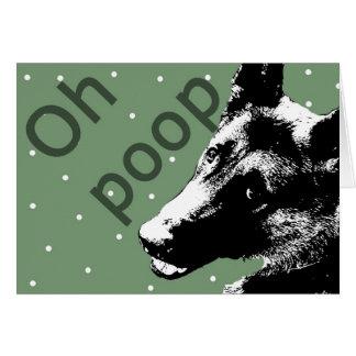 oh Poop Card