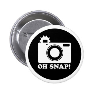 Oh Snap!! 2 Inch Round Button
