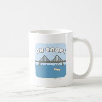 Oh Snap Bay Bridge! Coffee Mug