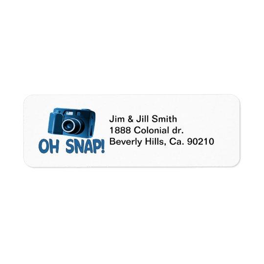 Oh Snap Camera