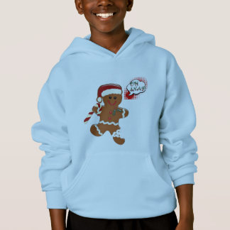 oh snap ginger snap cookie funny hoodie design