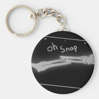 Oh Snap Keychain