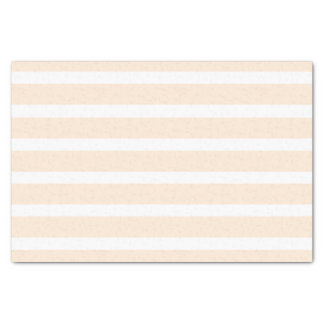 Oh-So-Chic Pink Stripe Tissue Paper