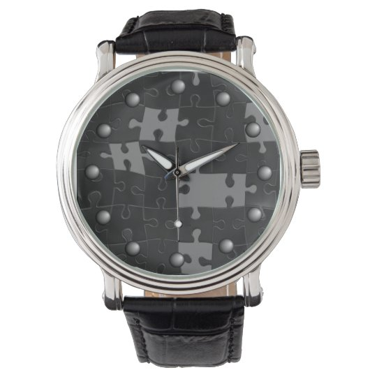 Oh So Puzzling Watch
