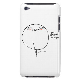 Oh Stop It, You - iPod Touch 4 Case