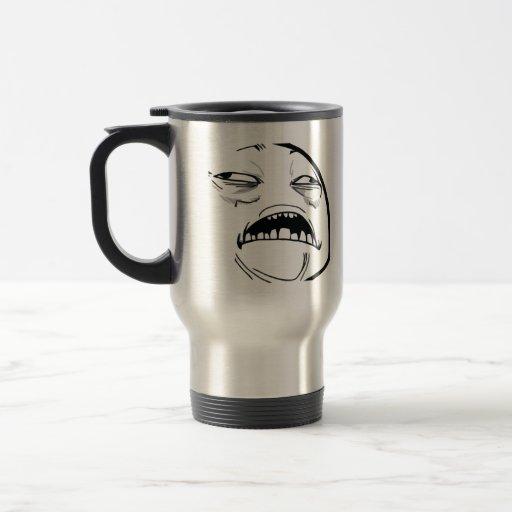 Oh Sweet Jesus Thats Good Rage Face Meme Coffee Mug