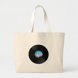 OH SWEET SOUNDS LARGE TOTE BAG
