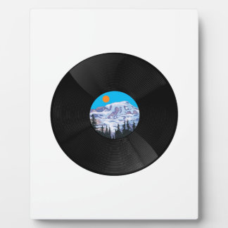 OH SWEET SOUNDS PLAQUE