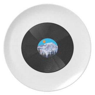 OH SWEET SOUNDS PLATE