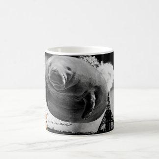 """Oh, The Huge Manatee!"" Coffee Mug"
