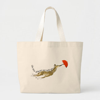 Oh the places we will go... Giraffe Bags & Gifts