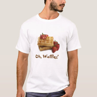 Oh, Waffles! Heroes Shirt