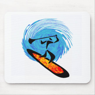 OH WATER DREAMS MOUSE PAD