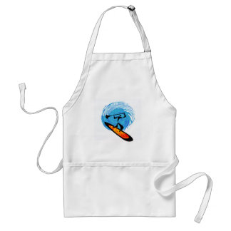 OH WATER DREAMS STANDARD APRON