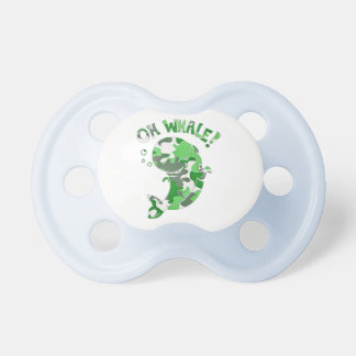 Oh Whale Pacifier
