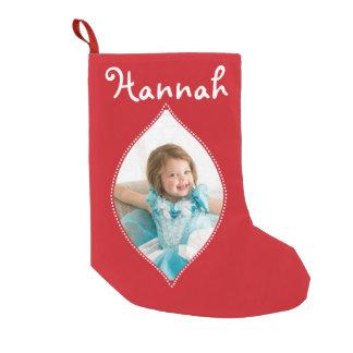 Oh What Fun! Photo Christmas stocking