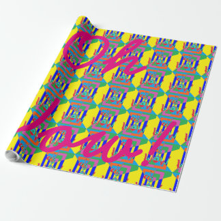 Oh Wow! Wrapping Paper