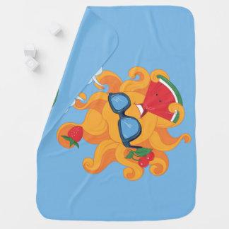 Oh! Yeah! it's summer Baby Blanket