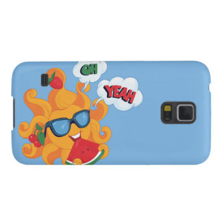 Oh! Yeah! it's summer Galaxy S5 Covers
