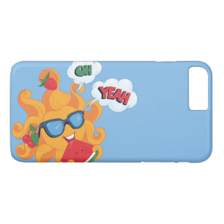 Oh! Yeah! it's summer iPhone 7 Plus Case