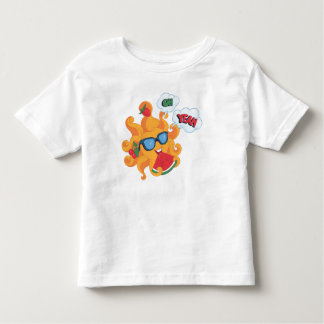 Oh! Yeah! it's summer time Toddler T-shirt