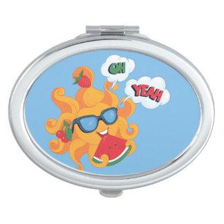 Oh! Yeah! it's summer time Vanity Mirror