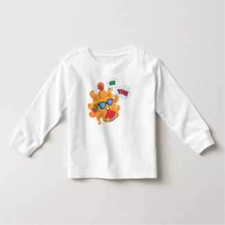 Oh! Yeah! it's summer Toddler T-shirt