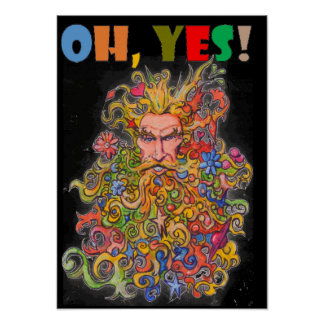Oh, Yes! Poster