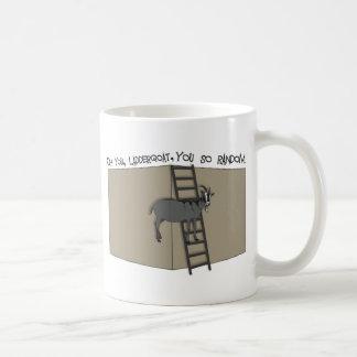 Oh You, LadderGoat , You so Random Coffee Mug