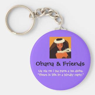 Ohana & Friends, Ua ola no i ka pan... Keychain