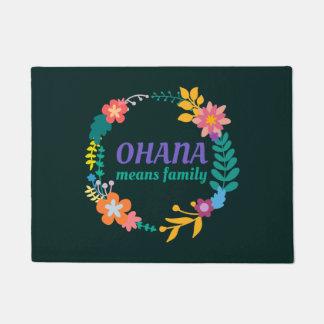 Ohana Means Family | Doormat