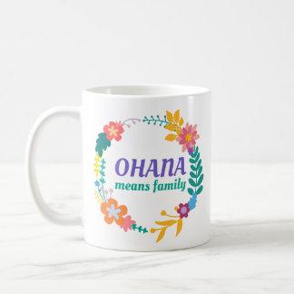 Ohana Means Family | Mug