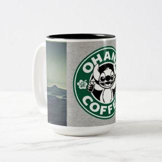 Ohana Stitch Mug
